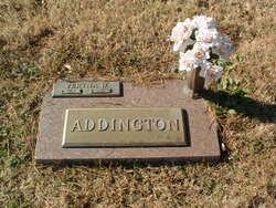 Vertna <I>Wilson</I> Addington