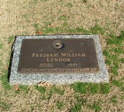 Frederic William Lyndon