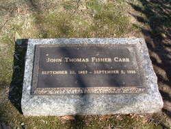John Fisher Carr
