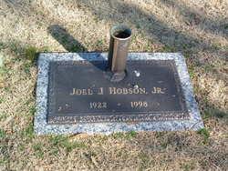 Joel Jones Hobson, Jr