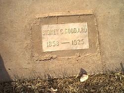 Sidney Cemetrius Goddard