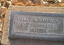Delta <I>Kelsey</I> Hammond