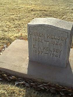 Orren Kelsey