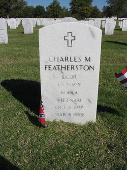 Charles M Featherston