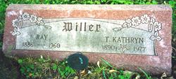 "Saturah Dorretta ""Kattie"" <I>Applegate</I> Miller"