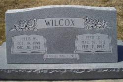 Elsie <I>Grover</I> Wilcox