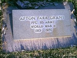 Afton Farr Grant
