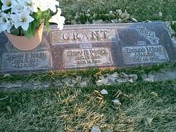 Sarah Elizabeth <I>Imlay</I> Grant