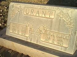 Clara Naomi <I>Farr</I> Grant