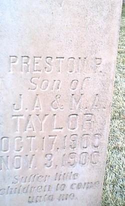 Preston Taylor