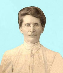Martha Ann <I>Robison</I> Jacoby
