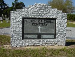 Church of Christ Cemetery