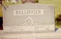 Margaret M. Ballinger