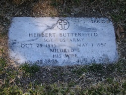 Mildred S Butterfield