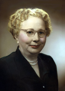 Blanche Julia <I>Palmer</I> Brewer