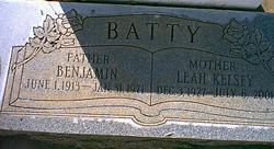 Leah Kelsey Batty