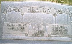 Legrande J Heaton