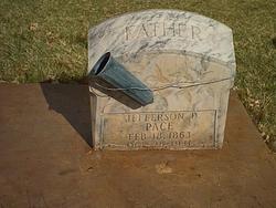 Jefferson Davis Pace