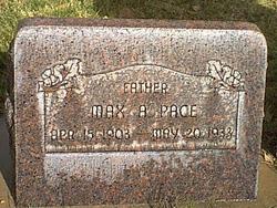 Max Alexander Pace