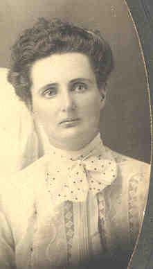 Martha Willamine <I>Frank</I> Haeske