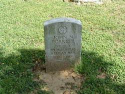 Pvt John Nathaniel Forrest