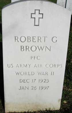 Robert Gene Brown