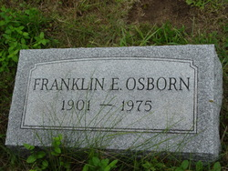 Franklin E. Osborn