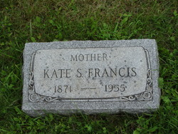 Kate <I>Simpson</I> Francis