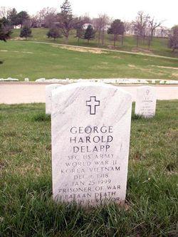 George Harold DeLapp
