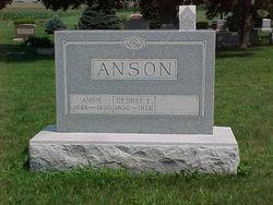 Anna <I>Shaver</I> Anson