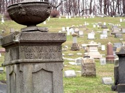 Fountain Hill Cemetery