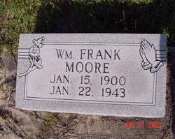 William Frank Moore