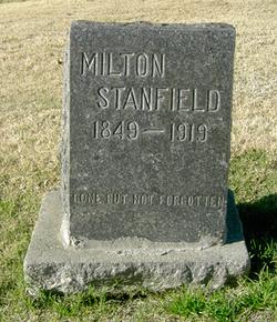Milton Stanfield
