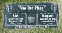 Margaret Van Der Ploeg