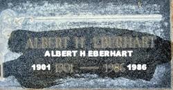 Albert Henry Eberhart
