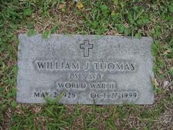 William J Thomas