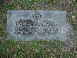 Evelyn Mary <I>Stannek</I> Searcy