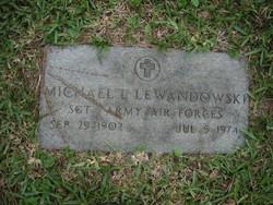 Michael L Lewandowski