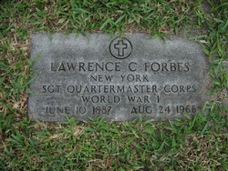 Lawrence C Forbes