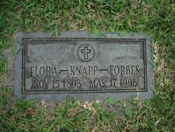 Flora <I>Knapp</I> Forbes