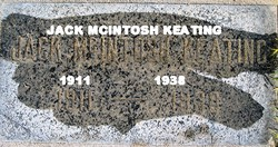 John Jack McIntosh Keating