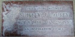 Shirley J Lackey