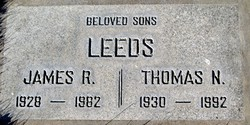James Robert Leeds