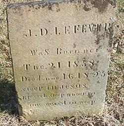 J. D. LeFever