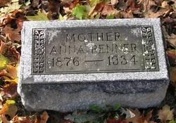 Anna D W <I>Schultz</I> Renner