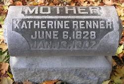 Katherine <I>Ehrlinger</I> Renner
