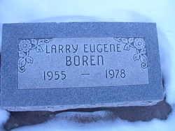 Larry Eugene Boren