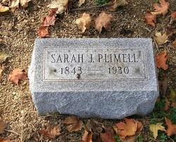 Sarah J Plimell