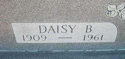 Daisy B. <I>Burkhardt</I> Scott