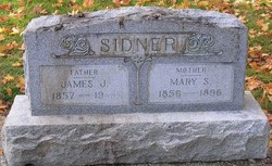 Mary Susan <I>Roberts</I> Sidner